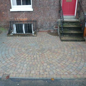 Permeable Frontage After