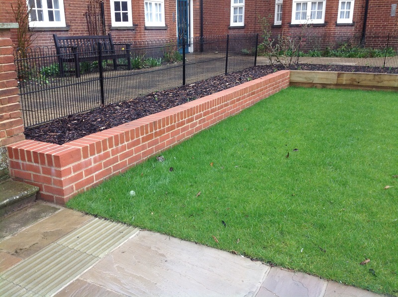 Image Result For A Garden For A House